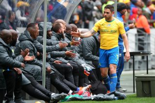 Frustrated Sundowns forward desperate for a move