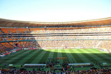 Soweto derby set to stay at FNB Stadium
