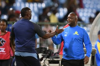Sundowns must box clever against City – Pitso