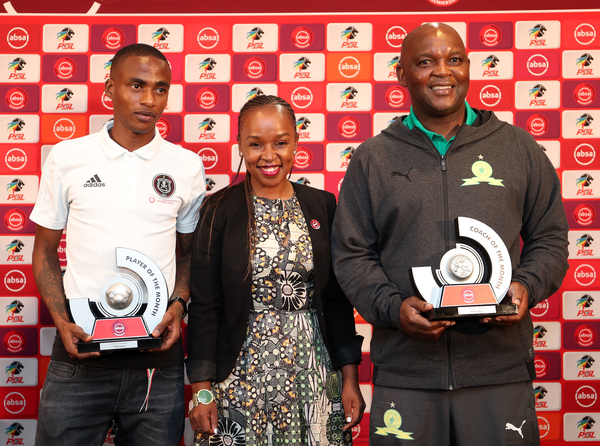 Pitso tells Lorch to be consistent