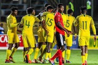 SA-U23's brush off Angola to set up a date with Zimbabwe