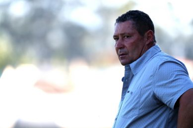 WATCH: Sellenbosch FC keeping players busy during lockdown