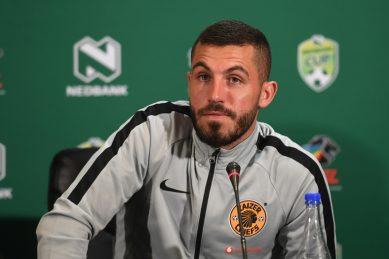 Cardoso relishes Mbombela Stadium atmosphere