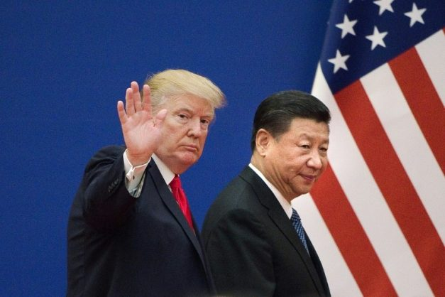 Trump's big elephant fight with China will cause the African grass to suffer