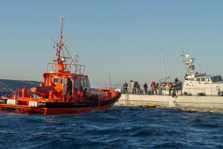 Estimated 45 dead as migrant boat sinks off Morocco coast