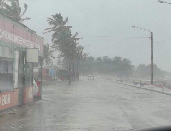 Heavy rain to hit Zimbabwe as cyclone Idai collapses