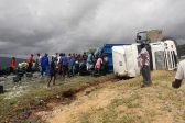 One dead, 16 injured after bus, truck crash in Limpopo
