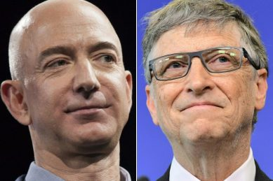 The 22 richest men in the world have more wealth than all the women in Africa, finds Oxfam