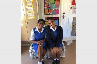 Parktown Girls pupils design environmentally responsible ecobenches