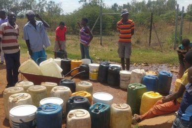 Hammanskraal residents say taps dry, few water tankers