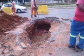 Investigation eases Pretoria 'sinkhole' panic