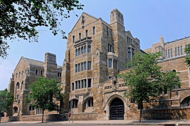 Yale building. Image: iStock.