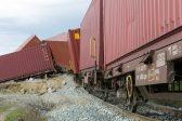 20 beseer toe die trein van Kaapstad ontspoor by die Bellville-stasie - Citizen