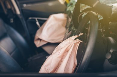 Nearly one million vehicles to be recalled over faulty airbags