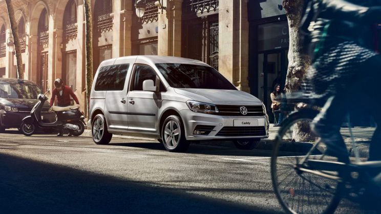 So Let S Go Make A Memory With Vw S Alltrack 2 0tdi Caddy The Citizen
