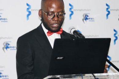 Zimbabwean company donates laptops to needy SA varsity students