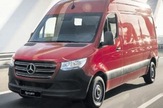 Sprint into the future with the third-generation Mercedes-Benz Sprinter