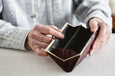 Pensioners battling dwindling pensions