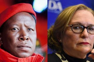 The 'woke' media built up the EFF with 'fawning coverage' – Zille