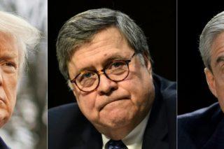 Trump took no action to thwart Mueller probe: attorney general