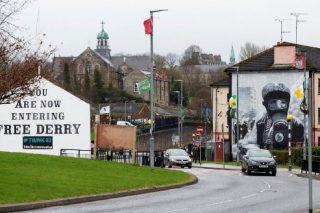 Woman killed in Northern Ireland in suspected terrorist incident