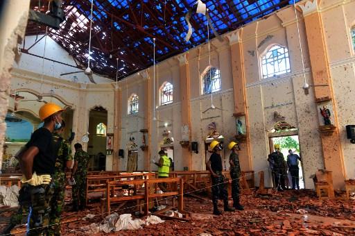 Sri Lanka picks up the pieces after devastating attacks
