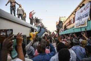 Sudan protesters urge return to night-time rallies over 'massacre'