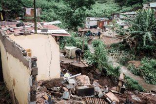 #DurbanFloods: Affected families welcome relief efforts in Umlazi