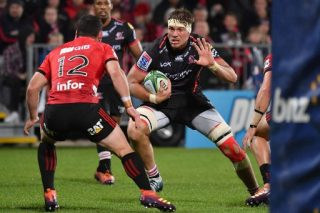 Lions soundly beaten by classy Crusaders