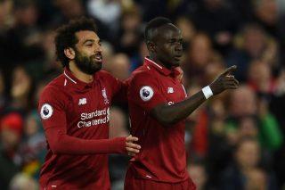 African players in Europe: Liverpool trio wreak havoc
