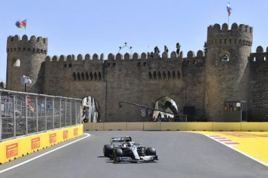 Bottas determined to bury Baku misery with victory