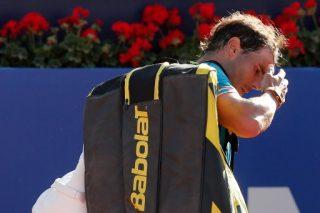 Nadal's worries pile up as Thiem pulls off Barcelona triumph