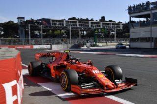 I will come back stronger, says Leclerc after Baku frustration