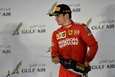 Leclerc takes positives from Bahrain heartbreak