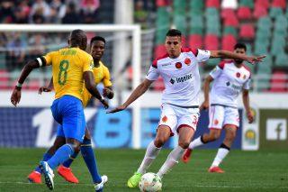 Blow by blow: Mamelodi Sundowns vs Wydad Casablanca