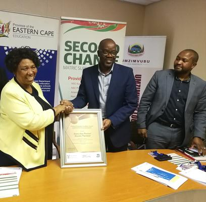 Eastern Cape recognised for improvements in matric passes