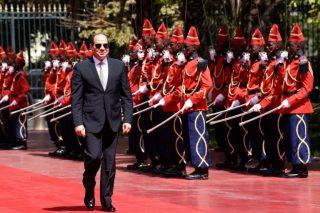 Egypt sets referendum on extending Sisi's rule for April 20-22