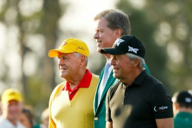 Gary Player stunned by Presidential Medal of Freedom honour