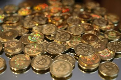 Investing in stocks that invest in bitcoin