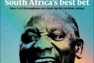 The Economist endorses Ramaphosa as 'SA's best bet'