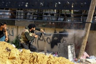 Death toll rises to 58 amid armed clashes and heavy shelling in Libyan capital