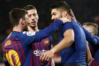 Blow by blow: Manchester United vs FC Barcelona