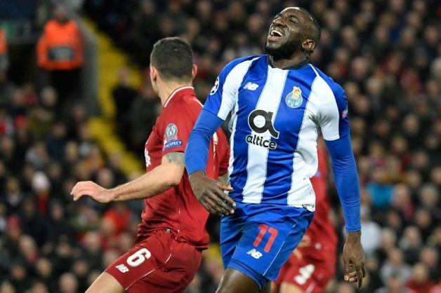 Blow by blow: FC Porto v Liverpool