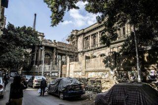Downtown Cairo battles to keep cosmopolitan heritage alive