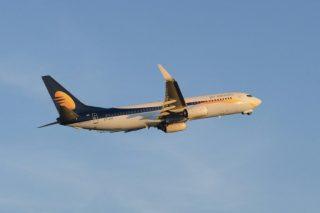 India's stricken Jet Airways suspends all operations