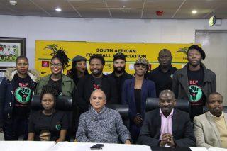 BLF meets with Safa to demand equal pay for Banyana Banyana
