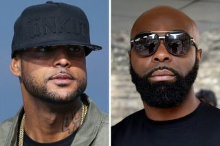 French rappers set date for 2m-euro cage fight