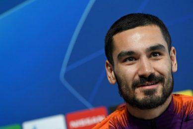 Gundogan says Liverpool deserve to be champions
