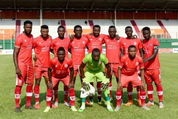 Zambian club Nkana FC have been outstanding at home and woeful away in the CAF Confederation Cup this season. AFP/File/ISSOUF SANOGO