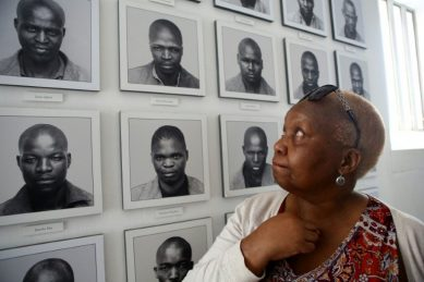 Anti-apartheid activists laid to rest in peace, 50 years on